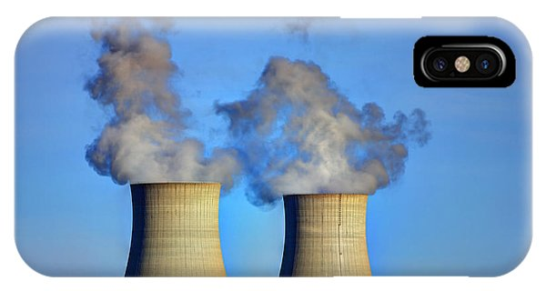 Nuclear Hdr2 IPhone Case