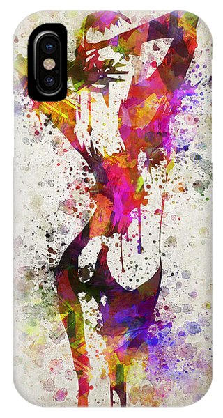 Nude In Color IPhone Case