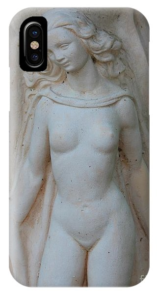 Nude Lady Statue IPhone Case