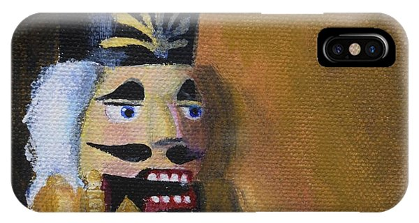 Nutcracker II IPhone Case