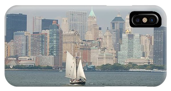 Ny City Skyline IPhone Case