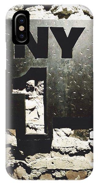 New York City iPhone Case - NY1 by Natasha Marco