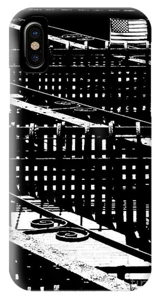 Nyc Fire Escape IPhone Case