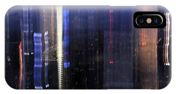 Nyc Jazzed I IPhone Case