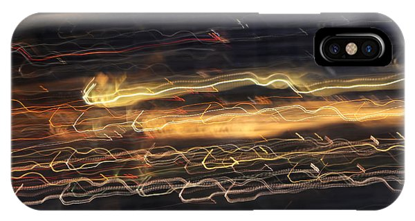Nyc Jazzed Vii IPhone Case