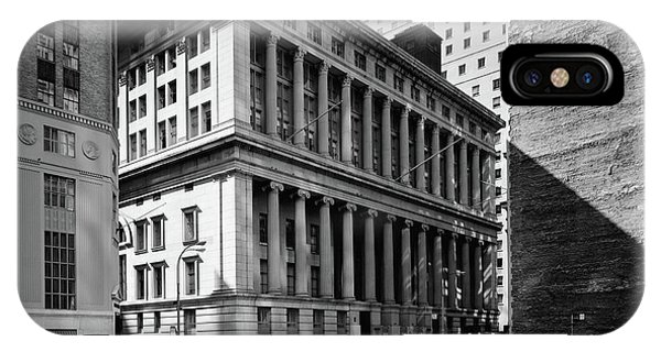 Nyc National City Bank Phone Case by Granger