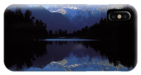 New Zealand Alps IPhone Case