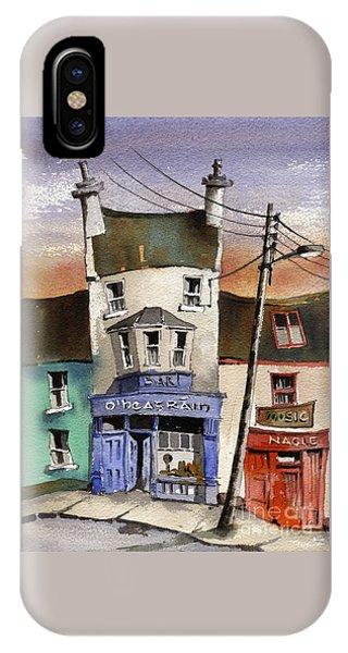 O Heagrain Pub Viewed 115737 Times IPhone Case