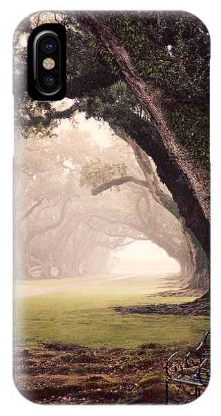 Oak Alley IPhone Case