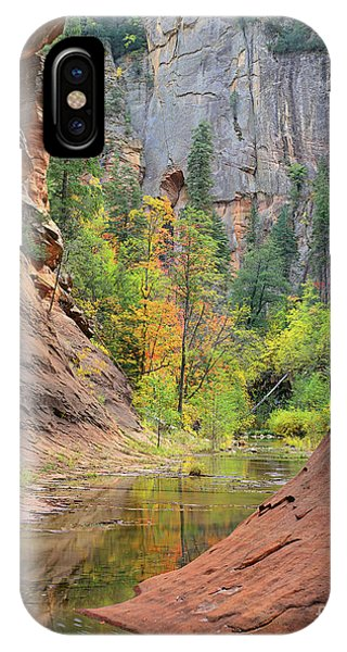 Oak Creek Canyon IPhone Case