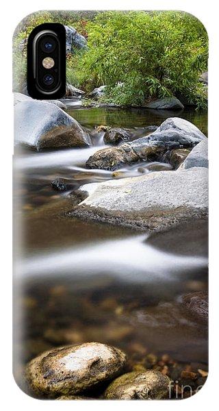 Oak Creek Flowing IPhone Case