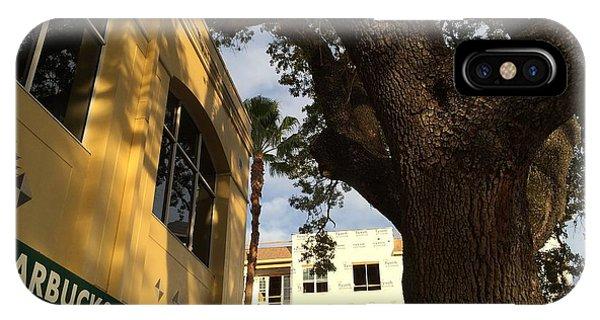 Oak Guarding Howard And Moody IPhone Case