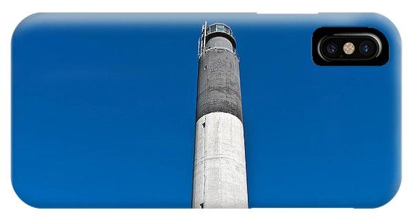 Oak Island Light IPhone Case