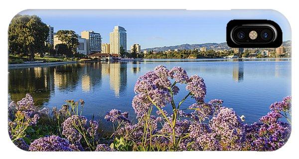 Oakland San Francisco IPhone Case