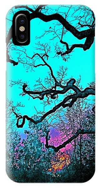 Oaks 4 IPhone Case
