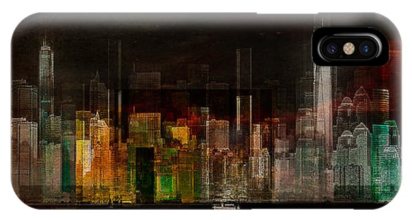 Panorama iPhone Case - Oasis -  Ready Player One by Carmine Chiriac?