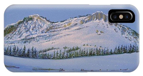 Observation Peak IPhone Case
