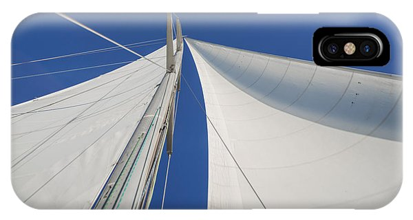 Obsession Sails 1 IPhone Case
