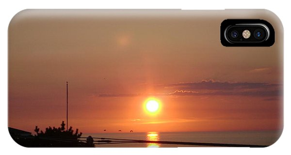 Obx Sunset IPhone Case
