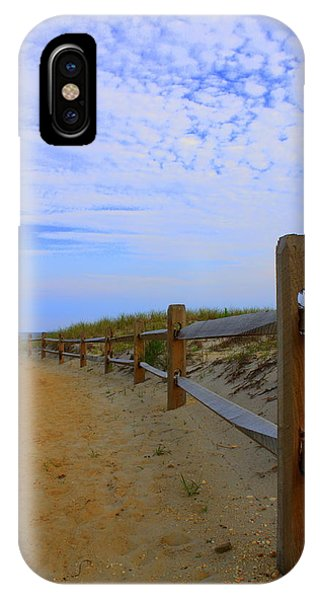 Oc Fence 2 IPhone Case