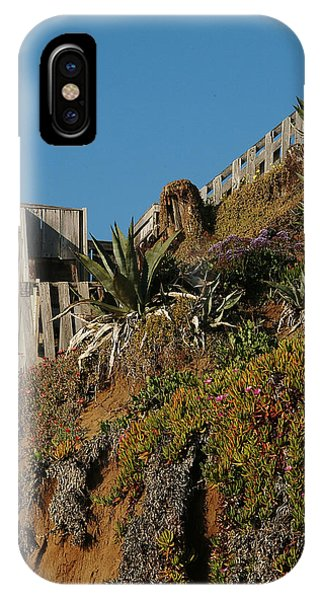 Ocean Beach Hillside IPhone Case