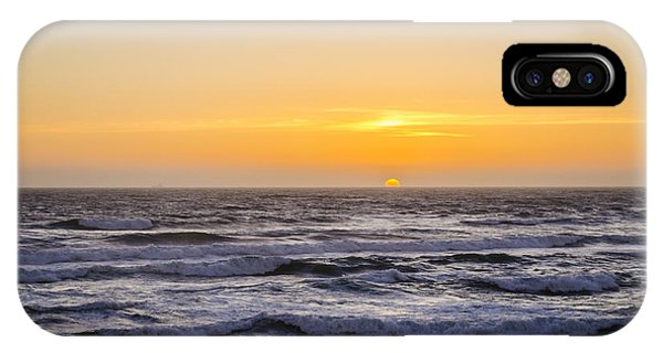 Ocean Beach Sunset IPhone Case