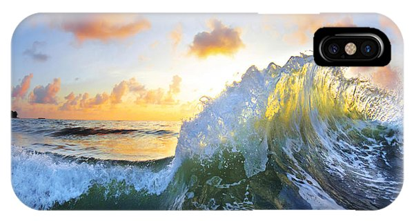 Ocean Bouquet IPhone Case