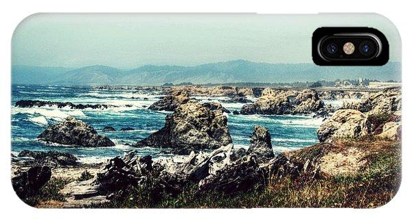 Ocean Breeze IPhone Case
