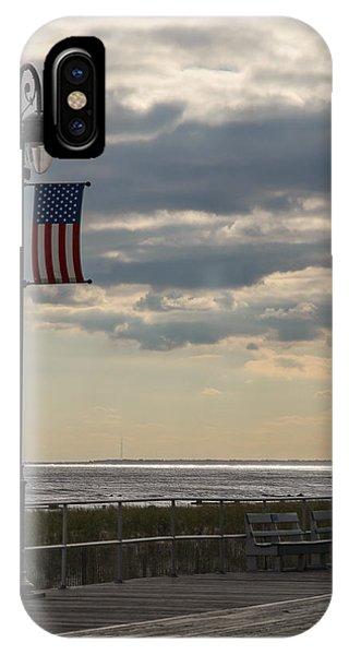Ocean City New Jersey Boardwalk IPhone Case