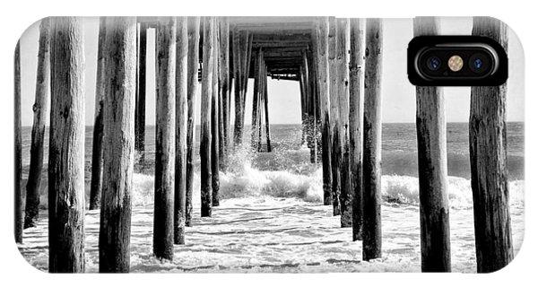 Ocean City Pier IPhone Case