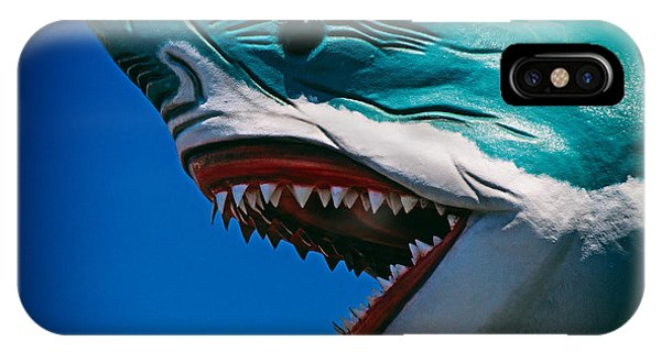 Ocean City Shark Attack IPhone Case