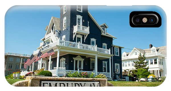 Ocean Grove B And B IPhone Case