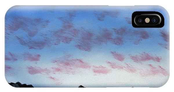 Ocean Islands IPhone Case