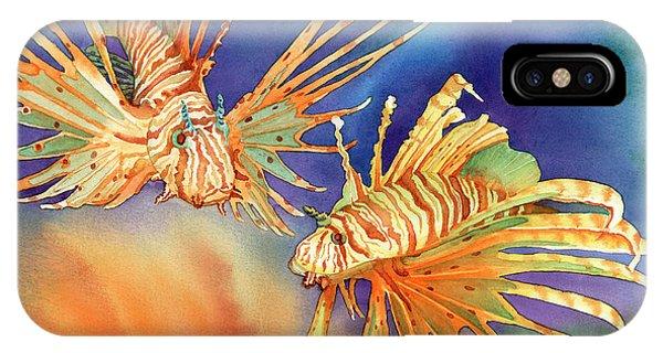 Ocean Lions IPhone Case