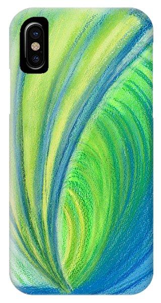 Ocean Of Dark And Light IPhone Case