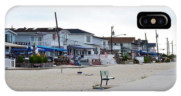 Ocean Promenade Sugar Bowl To Reid Summer 2012 IPhone Case