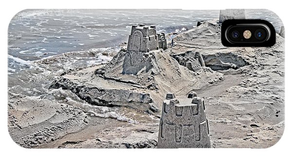 Ocean Sandcastles IPhone Case