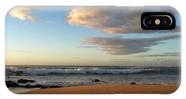 Ocean Serenity IPhone Case