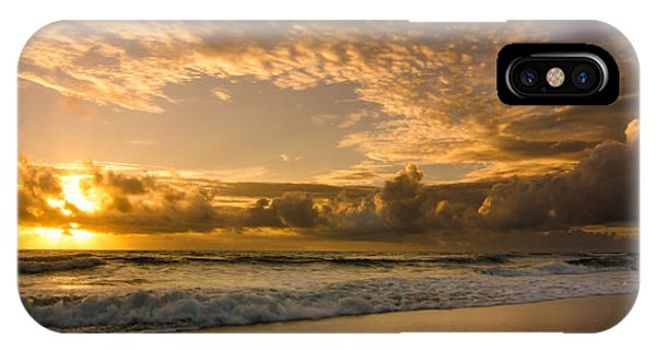 Ocean Sunrise Phone Case by Tammy Ray