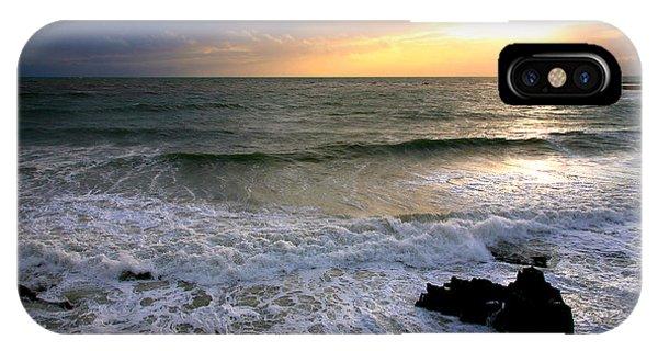 Ocean Sunset 84 IPhone Case