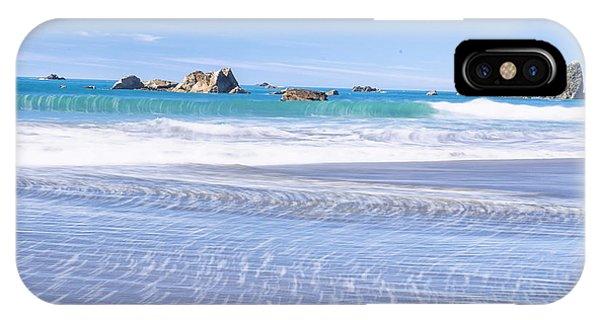 Ocean Trails IPhone Case