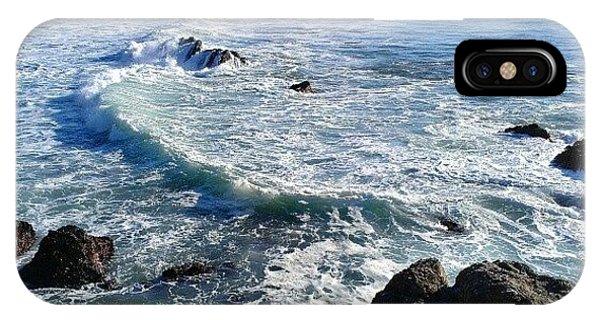 View iPhone Case - Ocean Vista by CML Brown