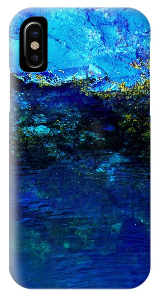 Oceans Edge IPhone Case