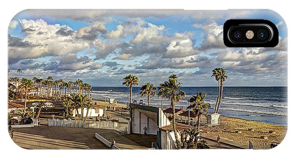 iPhone Case - Oceanside Amphitheater by Ann Patterson