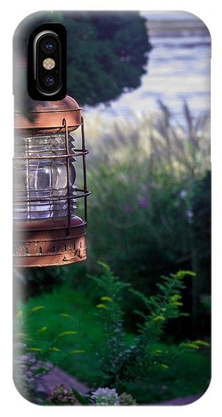 Oceanside Lantern IPhone Case