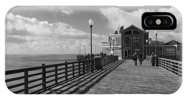 Oceanside Pier IPhone Case