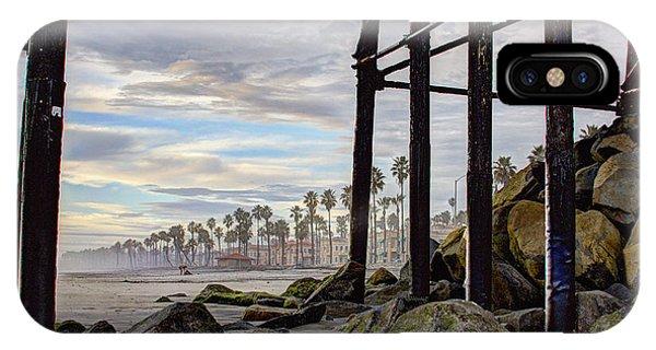 iPhone Case - Oceanside Pier by Ann Patterson