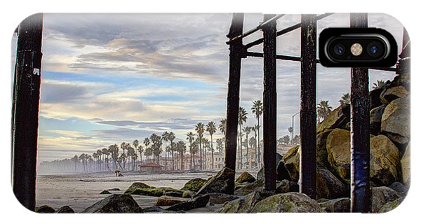 iPhone Case - Oceanside Pier by Ann Patterson