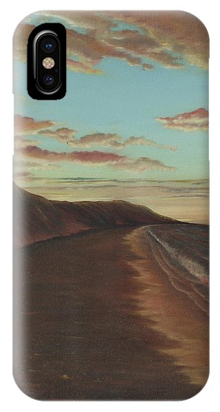 Oceanside Sunset IPhone Case