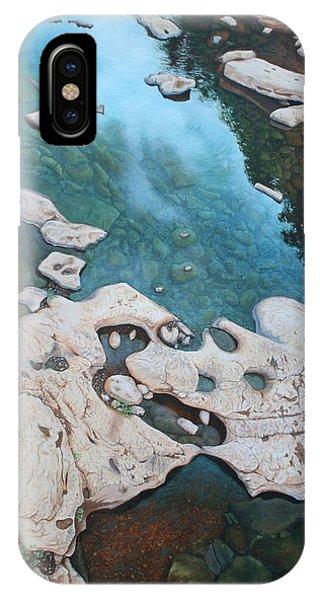 Ocoee River Low Tide IPhone Case